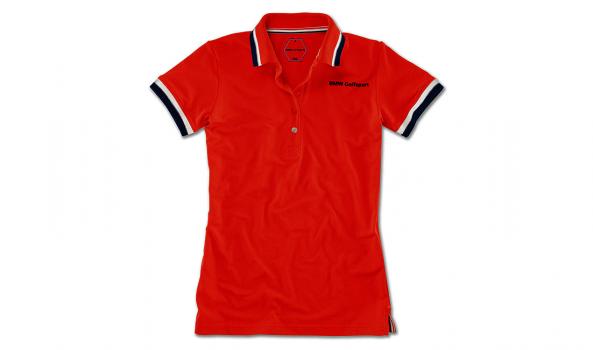 BMW дамска поло тениска Golfsport
