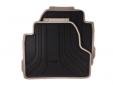 BMW стелки задни черно със сиво с.3/F30, M3/F80,с.3/ F31, с.4/ F36
