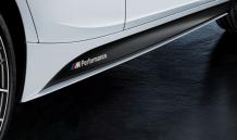 BMW M Performance фолио за праг серия 5/ F10,F11