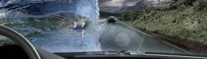 """BMW """"Анти-дъжд"""" покритие Aquapel"""