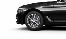 BMW комплект зимни гуми с джанти серия5 /G30,G31