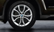 BMW комплект зимни гуми с джанти X6/ F16