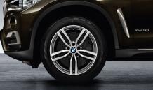 BMW комплект зимни гуми с джанти X6/ F16, Х5/F15