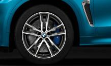 BMW комплект зимни гуми с джанти X5 M/F85, X6 M/ F86