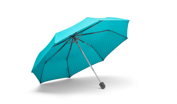 MINI автоматичен чадър