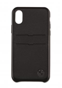 BMW калъф за iphone X с отделения за карти