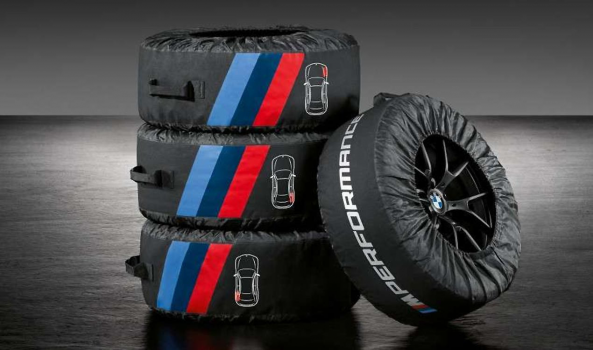 BMW М Performance калъф за гуми