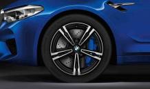 BMW комплект зимни гуми с джанти M5/F90 , M8/F91,F92