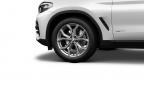 BMW комплект зимни гуми с джанти G01/X3, G02/X4
