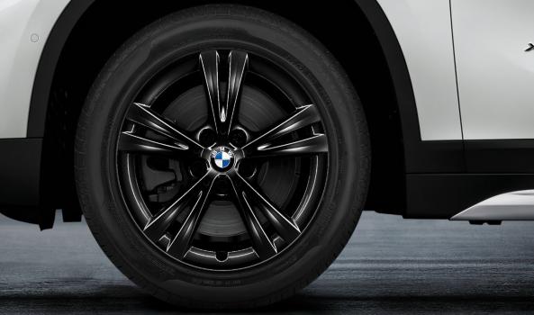 BMW комплект зимни гуми с джанти X1/F48, X2/F39