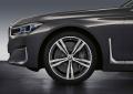 BMW комплект зимни гуми с джанти серия 7 /G11,G12 , серия 6/ G32