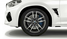 BMW комплект зимни гуми с джанти X3 M/F97, X4 M/F98