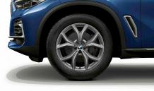 BMW комплект зимни гуми с джанти X5/G05 , X6/G06
