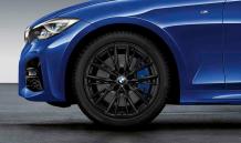 BMW комплект зимни гуми с джанти Серия 3/G20,G21