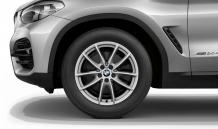 BMW комплект зимни гуми с джанти X3/G01, X4/G02