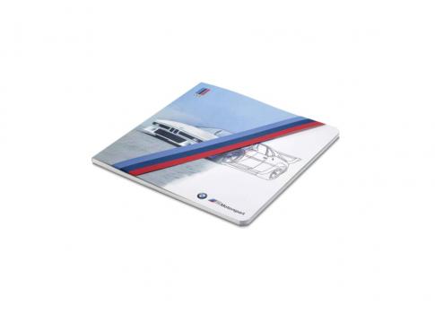 BMW M Motors книжка за оцветяване