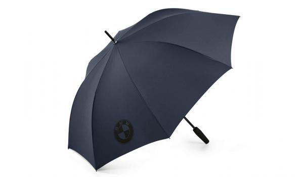 BMW чадър с лого несгъваем