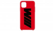 BMW M калъф за iPhone 11 Pro червен