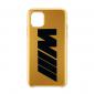 BMW M калъф за iPhone 11 Pro Gold