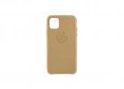 BMW калъф за iPhone 11 Pro пясъчен