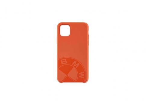 BMW калъф за iPhone 11 Pro оранж