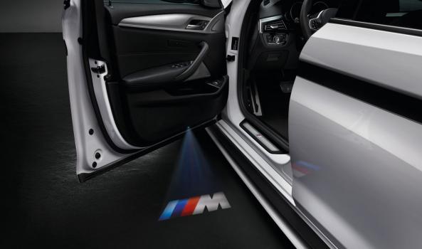 BMW LED прожектор за врати