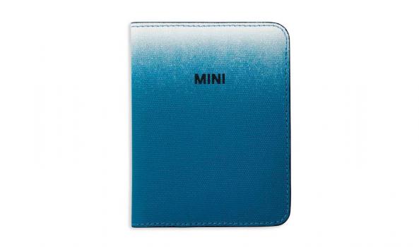MINI калъф за паспорт Island Blue