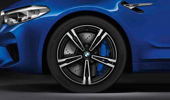 BMW комплект зимни гуми с джанти F90/M5 , F91,F92,F93/M8
