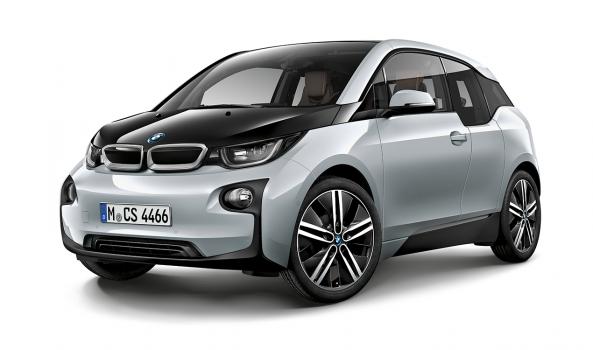 BMW миниатюрен модел i3 (i01)