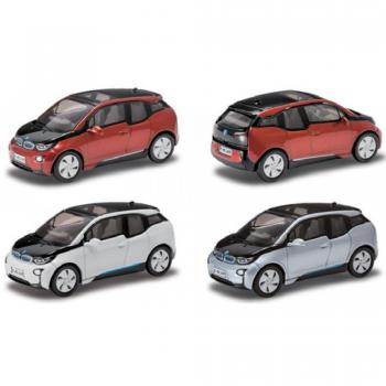 BMW i 3 миниатюрен модел