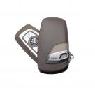 BMW калъф за ключ- бежов