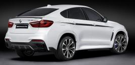 BMW заден спойлер Performance F16/ X6