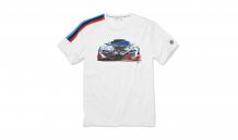 BMW MotIion мъжка тениска