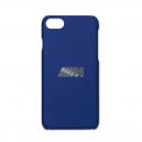 BMW M калъф iphone 7/8 plus син