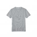 BMW мъжка тениска сива
